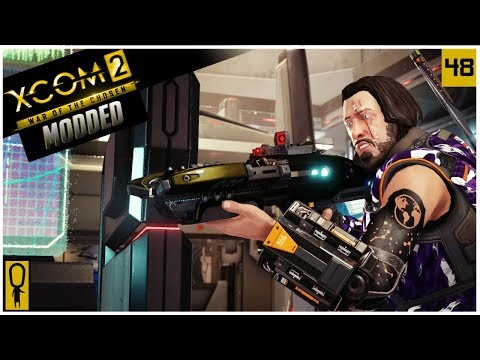 ASSASSIN STRONGHOLD PT 1 - XCOM 2 WOTC Modded Gameplay - Part 48 - Let's Play Legend Ironman (видео)