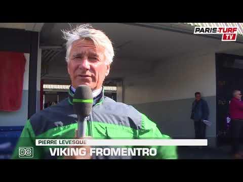 """Quinté dimanche 24/09 : """"Il ne faut pas juger Viking Fromentro (8) sur sa dernière sortie"""""""