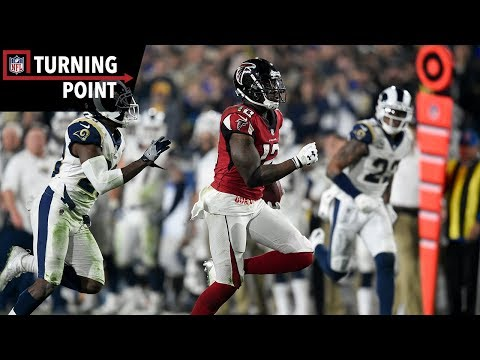 Video: Falcons Road to Redemption Begins in Los Angeles (Wild Card) | NFL Turning Point