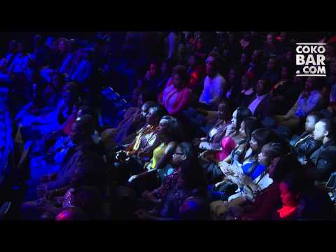 PART 1 - BASKETMOUTH LIVE AT THE APOLLO (FEAT WIZKID & OLAMIDE) - THE HIGHLIGHTS