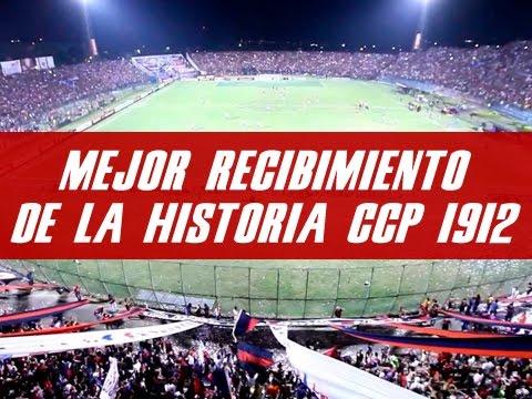Recibimiento Cerro - La Plaza y Comando - Cerro Porteño