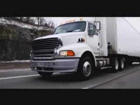Грузовики Sterling Trucks & Detroit Diesel - Maximizing Fuel Economy