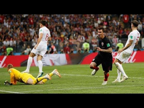 Croatia Vs England 2–1 Highlights | FIFA World Cup 2018