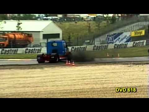 TRUCK GP 1992 Nürburgring in 16:9 (Trailer DVD 618)