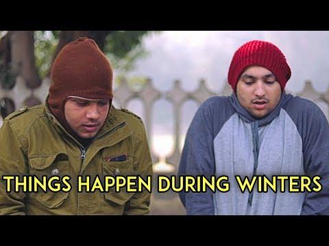Things Happen During Winters | Harsh Beniwal (видео)
