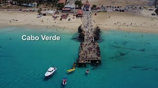 Our Islands, Our Oceans - Cabo Verde (narrated by Lambert Wilson)