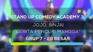 Video Stand Up Comedy Academy 3 : Jojo, Binjai - Cerita Pencuri Mangga MP3, 3GP, MP4, WEBM, AVI, FLV September 2017