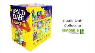 Nonton Roald Dahl 15 Book Box Set - Reader's Warehouse Film Subtitle Indonesia Streaming Movie Download