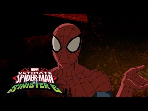 Ultimate Spider-Man 4.12 (Clip)