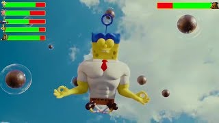 Video SpongeBob SquarePants ... With HealthBars (HD) MP3, 3GP, MP4, WEBM, AVI, FLV Oktober 2018