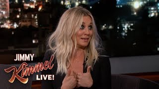 Kaley Cuoco on The Big Bang Theory