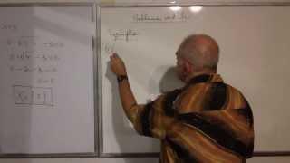 Algebra Intermedia - Lección 43 - A (problemas Verbales Numéricos)