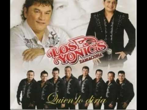 Los Yonics - Una Lagrima