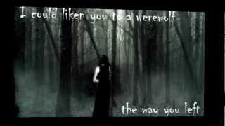 Werewolf - Fiona Apple - Lyric Video