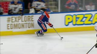 Gotta See It: McDavid gets absolutely robbed on the one-timer by Sportsnet Canada