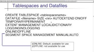 Oracle Database - Lecture 16