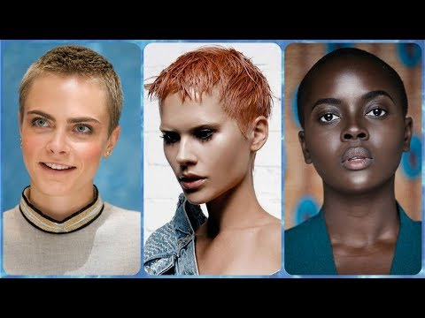 Short haircuts - 20 hottest ideas for trendy hairstyles for very short hair female