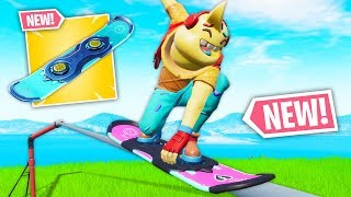 Download Video *NEW* DRIFTBOARD CRAZY PLAYS! | Fortnite Best Moments #128 (Fortnite Funny Fails & WTF Moments) MP3 3GP MP4