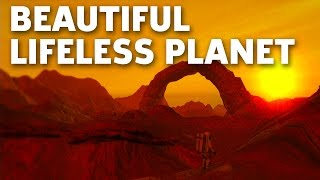 The Beautiful World of Lifeless Planet by GameSpot