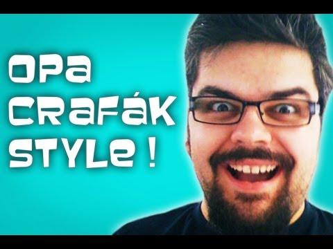 Minecrafak - [Gangnam Style] - Craftcon 2012