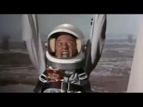 The Reluctant Donald  Roy Pettit Asstronaut
