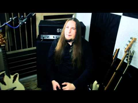 Track by track with Max Morton online metal music video by MORTON