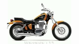 7. 2011 Suzuki Boulevard S40 - Specification, Info
