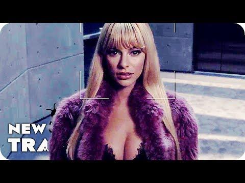 Anon Netflix Trailer (2018) Clive Owen, Amanda Seyfried Sci-Fi Movie