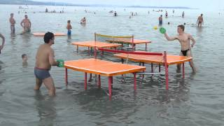 Balatonlelle Hungary  city photos gallery : II. SplitT-Pong Championships Balatonlelle, Hungary