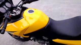 8. 2008 Suzuki V-Strom 650