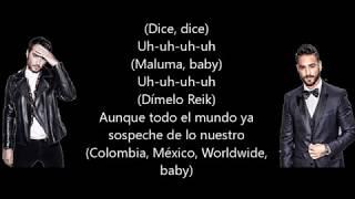 Descargar MP3 de Reik Y Maluma