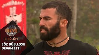 Video Survivor 2018   3. Bölüm   Söz düellosu seremonide de devam etti MP3, 3GP, MP4, WEBM, AVI, FLV Juni 2018