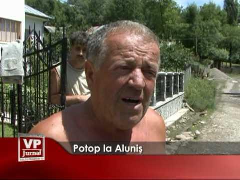 Potop la Alunis
