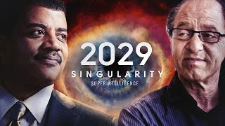 "Ray Kurzweil Predicts an exact year 2029 by which singularity will occur.Watch Full Documentary by Ray Kurzweil and Michio Kaku - https://www.youtube.com/watch?v=-2TOkwjoxy4In 1958 Stanislaw Ulam wrote about a conversation with John von Neumann who said that: ""the ever accelerating progress of technology … gives the appearance of approaching some essential singularity in the history of the race beyond which human affairs, as we know them, could not continue."" Neumann's alleged definition of the singularity was that it is the moment beyond which ""technological progress will become incomprehensibly rapid and complicated.""Other related resources - https://www.singularityweblog.com/17-definitions-of-the-technological-singularity/Technological singularityhttps://en.wikipedia.org/wiki/Technological_singularityThe Singularity is Nearhttps://en.wikipedia.org/wiki/The_Singularity_Is_NearThere's More to Singularity Studies Than Kurzweilhttp://ieet.org/index.php/IEET/print/4168What's the technological singularity?  HowStuffWorkshttp://electronics.howstuffworks.com/gadgets/high-tech-gadgets/technological-singularity.htmOther Singularity Videos - Ray Kurzweil: The Coming Singularityhttps://www.youtube.com/watch?v=1uIzS1uCOcEMichio Kaku on The Singularityhttps://www.youtube.com/watch?v=LTPAQIvJ_1MNoam Chomsky: The Singularity is Science Fiction!https://www.youtube.com/watch?v=0kICLG4Zg8s"