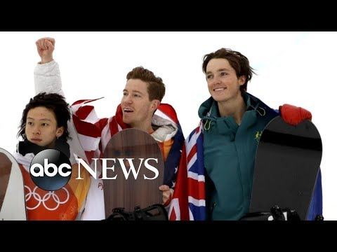 Shaun White wins gold amid sexual harassment allegations