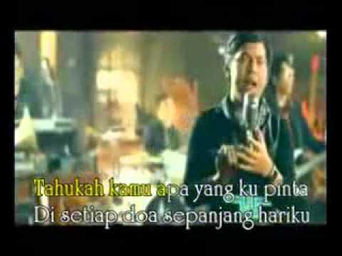 Wali Band - Doaku Untukmu Sayang  karaoke version