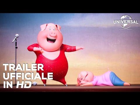 Preview Trailer Sing, secondo trailer italiano ufficiale