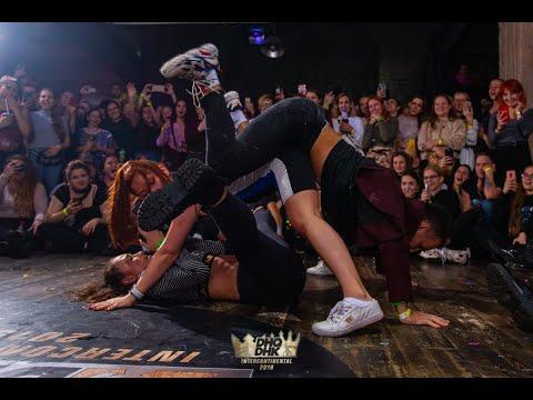 DANCEHALL QUEEN & KING INTERCONTINENTAL 2019 - 4TH ROUND (DAGGARING) - DHK ILYA