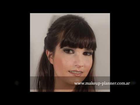 Tocados de novias, Maquillajes y Peinados