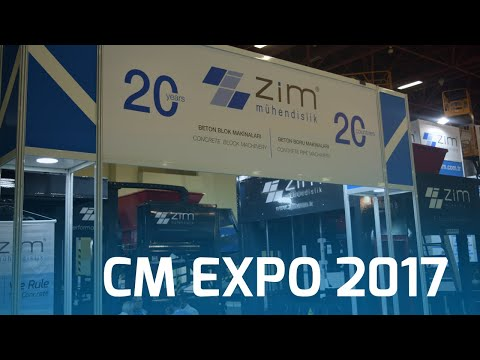 CM EXPO 2017 - Salon professionnel