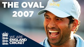 Video Final Over Drama At The Oval | England v India 2007 - Highlights MP3, 3GP, MP4, WEBM, AVI, FLV Januari 2019