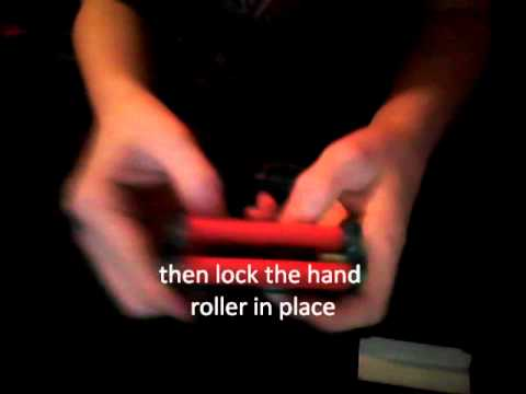How to use a Roller
