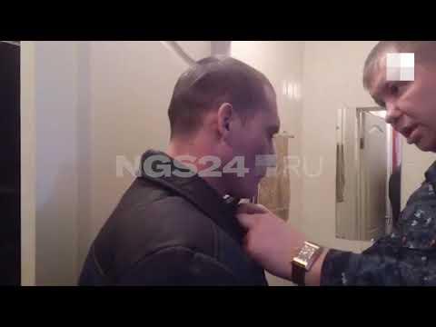 Видео: сотрудник ГУФСИН в Красноярске засунул голову заключённого в унитаз