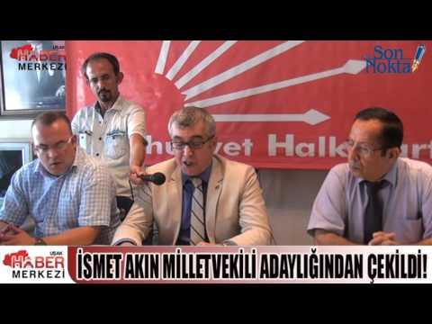 CHP'de Sıralamanın Değiştirilmesine Tepki Gösteren Aday, Aday Tanıtım Toplantısına Yarım Saat Kala Adaylıktan Çekildi!