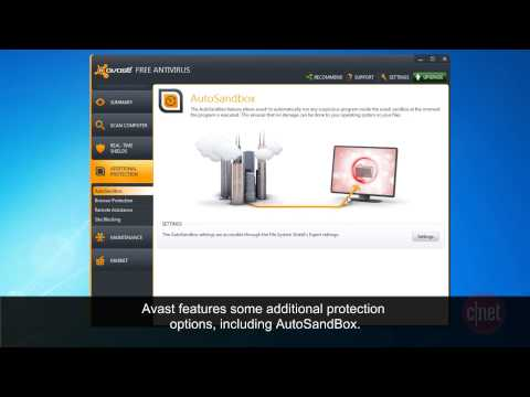 Avast Free Antivirus – Protect your computer from viruses and spyware – Download Video Previews