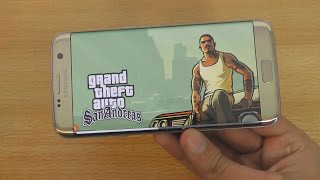 Samsung Galaxy S7 Edge gaming review checking out GTA San Andreas Performance on max settings. ►►►Interested in buying? Samsung Galaxy S7 & S7 edge are now a...