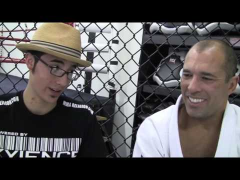 Royce Gracie and Son Khonry Talk about Pressures and Blessings of MMA Royalty