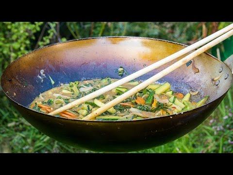 Chinagemüse mit Hoisin-Sauce Rezept vegan   Der Bio Koch #663