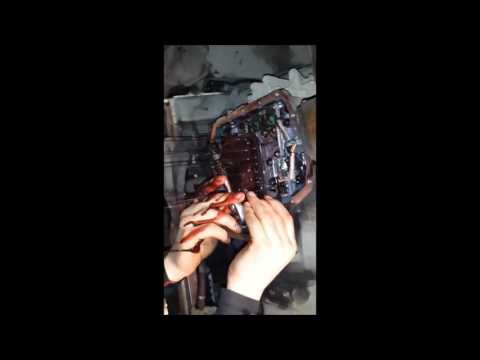 Замена масла в акпп шевроле лачетти 1.6 фотка