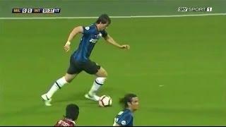 Video Diego Milito | Milan 0-4 Inter | 2009-10 Serie A Round 2 MP3, 3GP, MP4, WEBM, AVI, FLV Desember 2018
